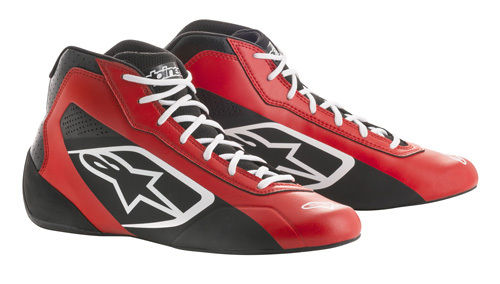 Alpinestars Kartschuhe Tech 1K Start rot